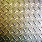Buy cheap SGS stainless steel checkered plates supplies ASME,  ASTM for food processing product