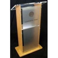Buy cheap Acrylic lectern / plexiglass lectern / lecterns /church pulpit product