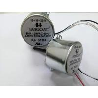 Buy cheap 120v Advertisement Small Appliance Motors 60/50hz 1.2 Rpm For Househould Appliance product