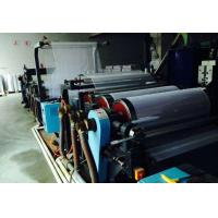 Buy cheap Toe Puff Sheet Extrusion Machine , TPU Fabric Mesh Coating Extrusion Machine For Shoe Material product