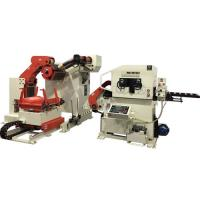 Buy cheap Metal Mold Material Stamping Nc Servo Feeder / Metall Processing Machine product