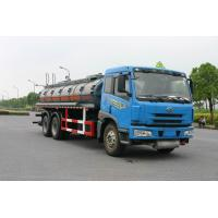 6x4 15000L Chemical Liquid Tanker Truck 15m3