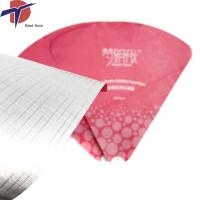 Quality Aluminium foil facial mask packaging paper, skin care used masksealings for sale