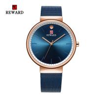Buy cheap Quartz Movement Mens Stainless Steel Watches Alloy Case 3 Atm Water Resistant product
