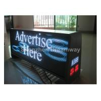 Buy cheap High Resolution P5 Taxi LED Display product