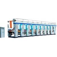 Buy cheap 380V 50HZ 3P Gravure Printing Machine Rotary Type Stable Performance product