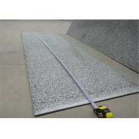 China 600X600mm Closed Cell Metal FoamPanel , Waterproof Aluminum Acoustic Panel on sale