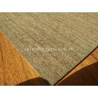 Buy cheap Sound Insulation Materials Rubber Cork Soundproof Acoustic Deadening Flooring Underlay product
