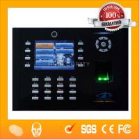 Buy cheap Multi-Language  Websever T9 Input Time Clock (HF-iclock600) product