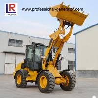Buy cheap 1600kg Rated Load Medium Wheel Loader Heavy Construction Equipment from wholesalers