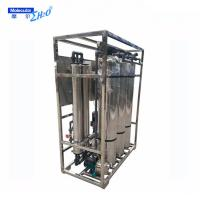 Buy cheap Water purification Equipment Reverse osmosis Machine For Boiler feed water product