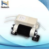Buy cheap High concentration ozone generator parts air cooling ceramic tube / ozone generator tube product