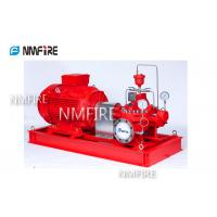 Buy cheap 2500GPM@145PSI, Ul Listed ,MOTOR DRIVER ,Split casing Pump set ,50HZ-380V from wholesalers