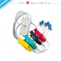 Buy cheap Medical Portable Pc Based Ecg Mobile Device With Ecg Electrode , High Resolution product