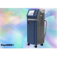Women 808nm Diode Laser Hair Removal Machine 10Hz 10 - 1500ms Pulses FCC