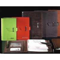 Buy cheap Notebook » Faux/PU/ Cow Leather Hardcover Agenda/Organizer product
