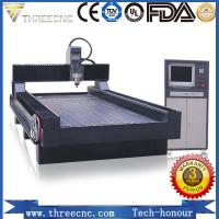 China Stone CNC router TMS1325C for nonmetal and softmetal material. THREECNC on sale