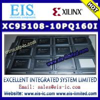 Buy cheap XC95108-10PQ160I - XILINX - IC CPLD 108MC 10NS 160PQFP - Email: sales009@eis-ic from wholesalers