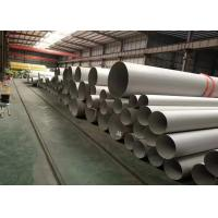 Buy cheap Mill Finish Stainless Steel Welded Tube Austenitic  For General Service Customized product