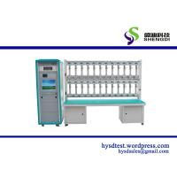 Buy cheap Single-phase Static Metet Test Bench,Sequential Connection IEC meter,1 circuit from wholesalers