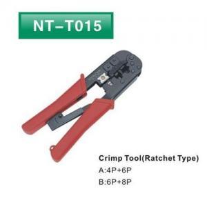 Buy cheap Network tools  Crimp tool 8P+6P product
