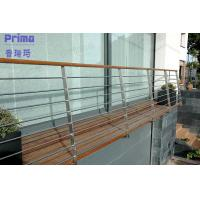 Buy cheap Outdoor Balcony Steel Railing/Stainless Steel Handrails Design product