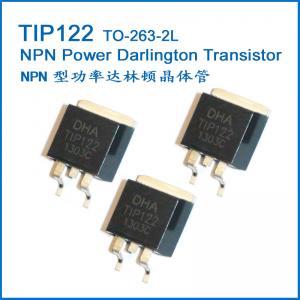 China NPN Power Darlington Transistor TIP122,MJD122, TO-263 on sale