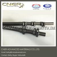 Buy cheap Carbon fiber telescopic pole for water fed pole with clamps, high reach telescoping tube, harvest telscopic pole product
