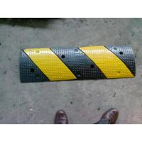 China Highway used reflective vehicle speed limiter rubber speed bump for safety on sale