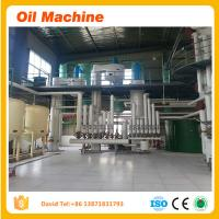 Buy cheap canola oil mill colza oil plant crude rapeseed oil refinery machinery crude degummed oil product