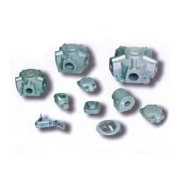 China Iron 450-10 ductile iron casting parts heat treatment is wax mould , shell mold on sale