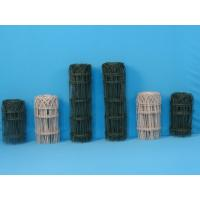 Buy cheap high quality pvc coated garden border fence from wholesalers