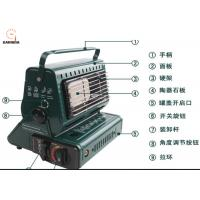 Buy cheap High Heat Output Outdoor Camping Tools , Double Function Outdoor Camping Heater product