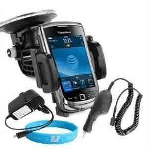 suporte universal antifrição com 5V, do carro do telefone celular carregador 2A para a amora-preta (HC44)