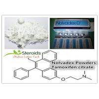 Quality Medical Nolvadex Anti Estrogen Steroids Tamoxifen Citrate Enhance Immune System 54965-24-1 for sale