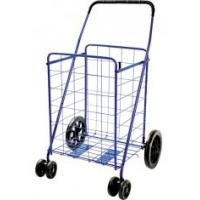 China High quality heavy-duty plastic Foldable Shopping Cart with wheels 380x330x360mm on sale