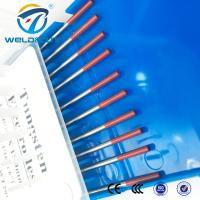 Buy cheap Super 2 Thoriated Tungsten Electrode Msds WT20 WL20 WC20 Tig Welding Rod product