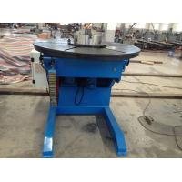 Buy cheap Portable Lifting Welding Positioner / Weld Positioner For Metal product