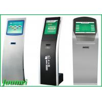 Buy cheap 17 Inch Touch Screen Digital Button Kiosk With Thermal Ticket Printer product