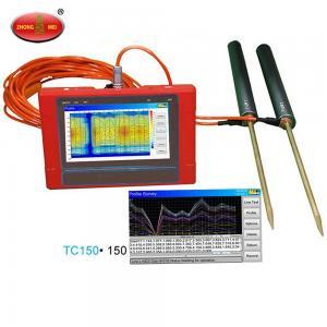 Buy cheap TC-150 HandheldUnderground Water Detector hot 100m water detector product