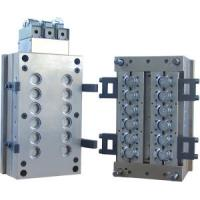 Buy cheap HEPE ABS PVC PP Hot Runner Injection Mould / Pet Plastic Injection Mold product