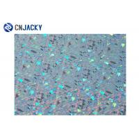 Buy cheap Colorful Holographic Smart Card Material , Inkjet PVC Sheet For Plastic Card product