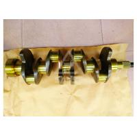 Buy cheap 4BB1 Engine Crankshaft For 5-12310-161-0 For Tractor Excavator UH-O35 UH-037 product