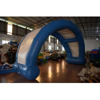 Buy cheap Water Proof PVC Fabric Inflatable Advertising Signs / Wide Inflatable Entrance Arch product