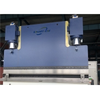 Buy cheap Stainless Steel 16mm Hydraulic 600 Ton NC Press Brake product
