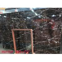 Buy cheap Negro Marquina Black Marble Slab And Tiles Bathroom Vanitytops For Residential Apartment product
