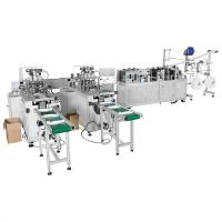 China Face mask machine disposable face mask making machine with good quality mask machinery on sale