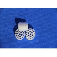 Buy cheap Large Surface Area Plastic MBBR Bio Media Diameter 15mm product