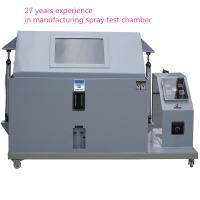 Buy cheap Bench Top Intelligent Auto Corrosion / Salt Spray Test Chamber Can Monitor  KM-F-60C product