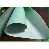 China Pu Laminated Tyvek Printer Paper Fabric Non Woven Tyvek Black White Red Color on sale